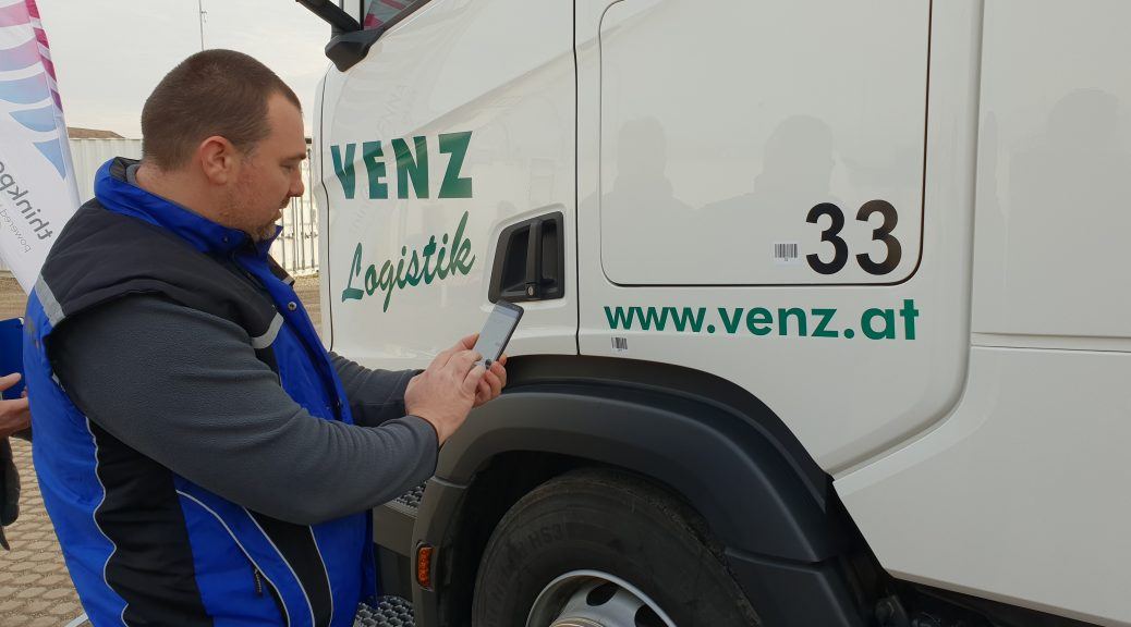 Logistik App Mobile Checklisten